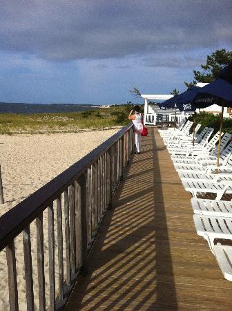 Blue Rock Resort: Spiaggia dell'hotel affiliato...