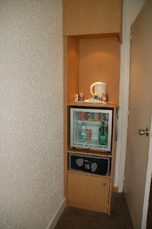 Novotel Rouen Sud : frigobar