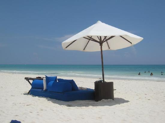 Belmond Maroma Resort & Spa : Beach.....
