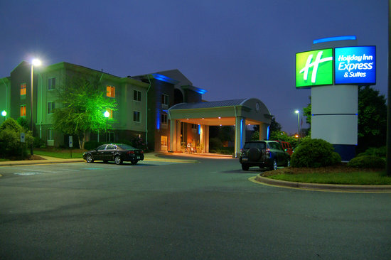 Photo of Holiday Inn Express Hotel & Suites Brevard