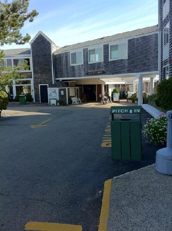 Cape Ann's Marina Resort: nice little hotel