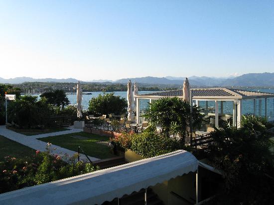 Hotel Lido International: Vista balcone