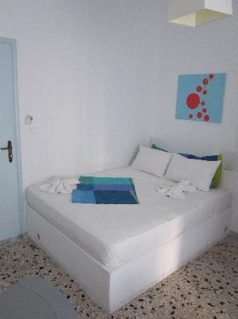 Villa Markezinis: la nostra stanza