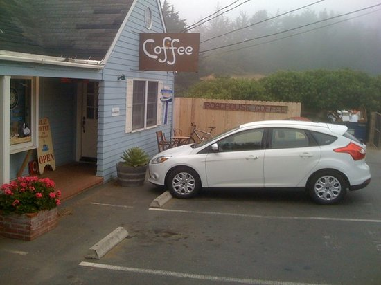 Roadhouse Coffee at Bodega Bay: Hidden Gem