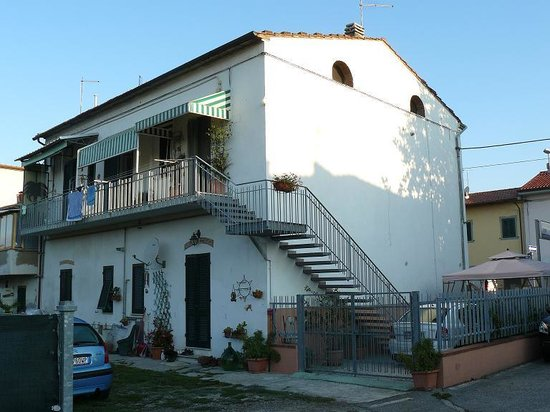 Affittacamere Antonella : The apartements are on the first floor