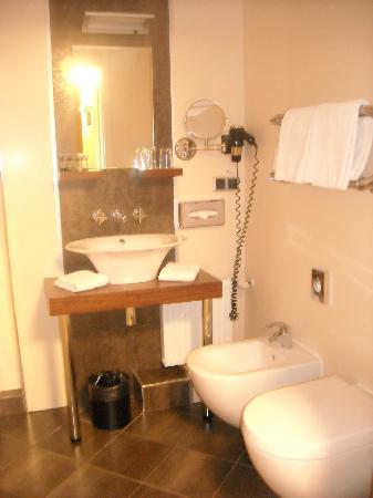 Hotel Avalon: BAGNO