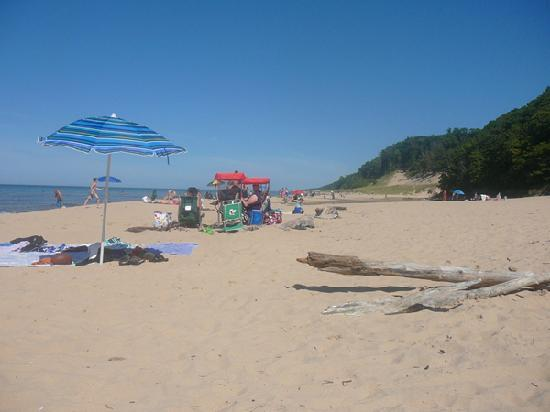Hoffmaster State Park: The Beach
