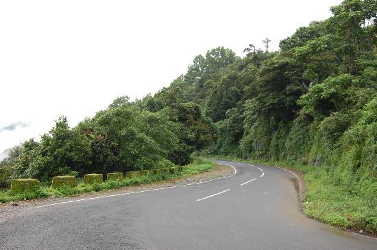 Vismayagiri Homestay : Roads