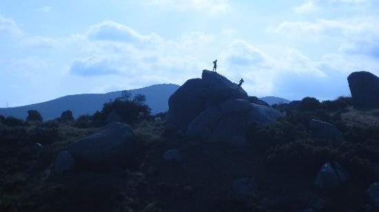 Santee Boulders: more of the boulders -