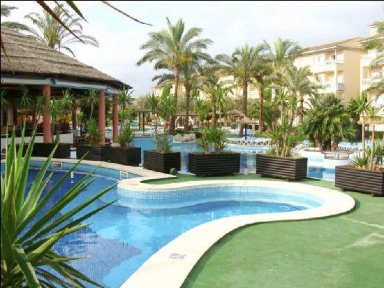 Prinsotel La Dorada Pools