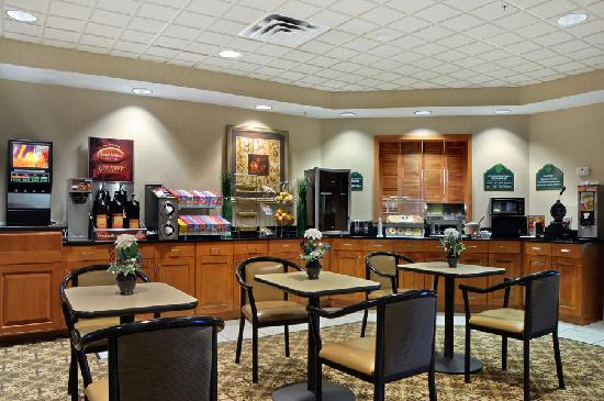 Wingate by Wyndham DFW / North Irving : Breakfast