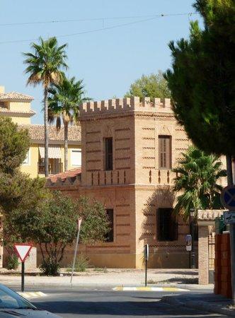 San Pedro del Pinatar, España: Palacio del Barón de Benifayó or Casa De La Rusa in San Pedro