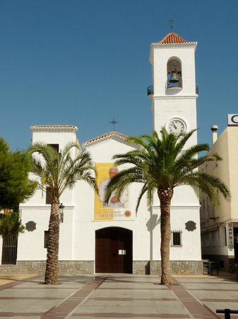 San Pedro del Pinatar, Hiszpania: The Church of San Pedro Apostol