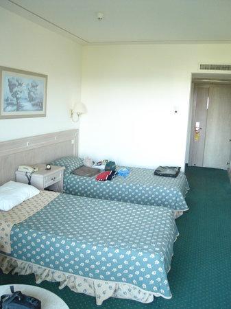 Club Marmara Kimeros Hotel: chambre hotel kimeros