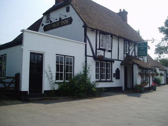 The George Inn, Molash, near Canterbury