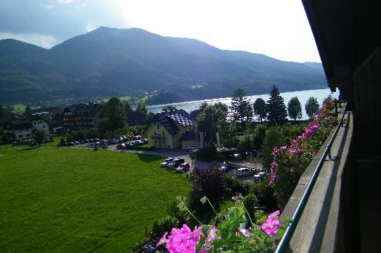 Gartenhotel Sonnleitn: dal nostro terrazzo