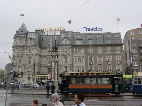 thb park plaza victoria amsterdam hotel in amsterdam