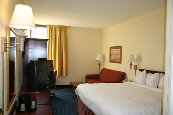 Stay Inn Lombard: Guest room King Study
