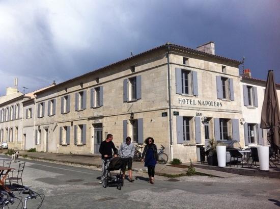 Hotel Napoléon : 1