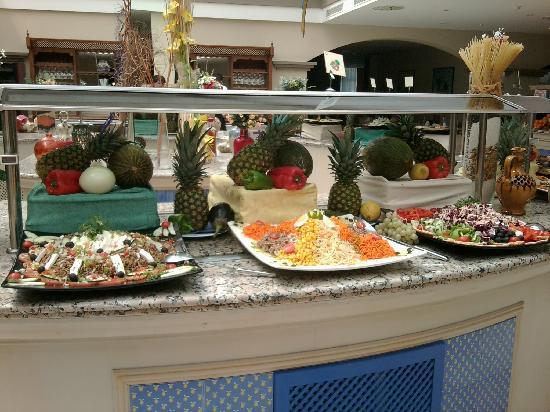 Valentin Sancti Petri Hotel Chiclana: Comida muy buena.