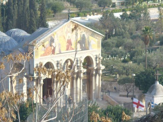 Ritz Hotel: la chiesa del Getzemani