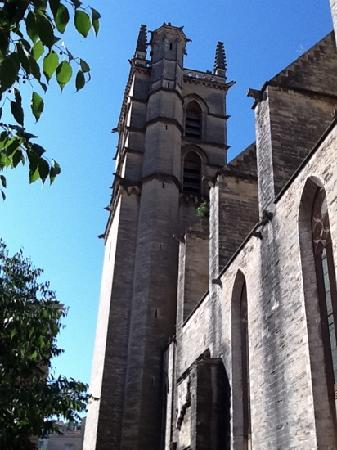 Cathédrale Saint-Pierre : side view