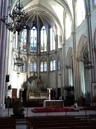 Cathédrale Saint-Pierre : Nave