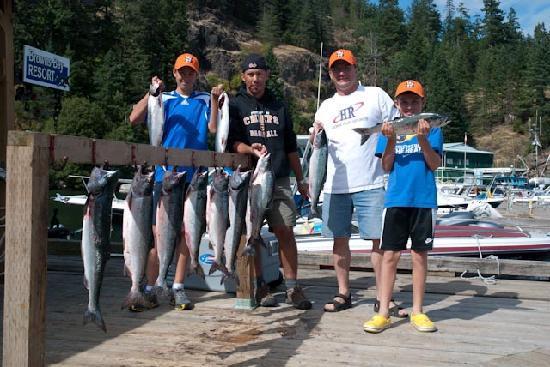 Nanaimo, Canada: The Catch