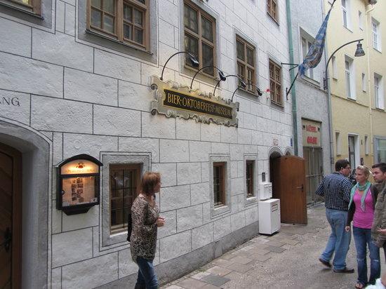 Bier- und Oktoberfestmuseum