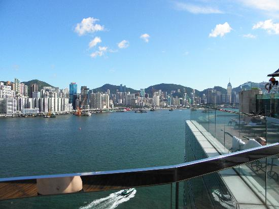 View from the roof top pool - Picture of Harbour Grand
