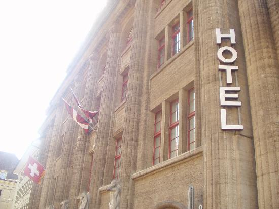 Best Western Hotelbern: Facciata dell'hotel
