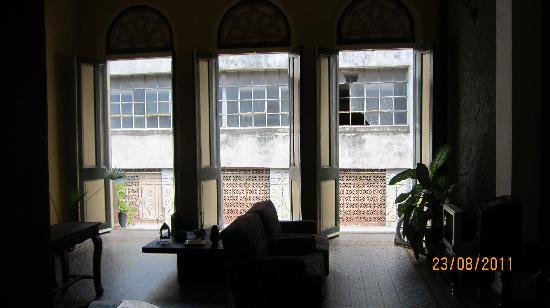 Casa Obrapia: Living room