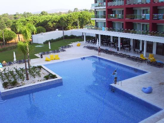 Aquashow Park Hotel: pool area