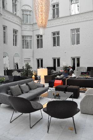 Lobby Lounge, Nobis Hotel