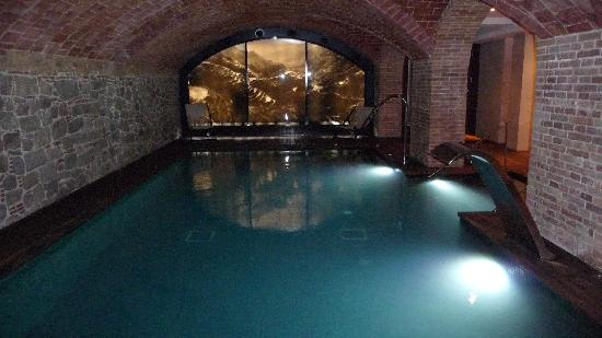 Hotel 1898: indoor pool