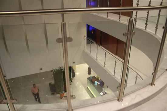 Aquashow Park Hotel: recepcion