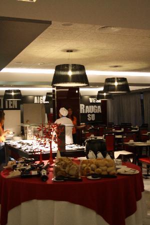 Aquashow Park Hotel: restaurant