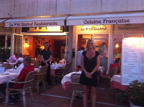 Le P'tit Bistrot: great French restaurant !!!