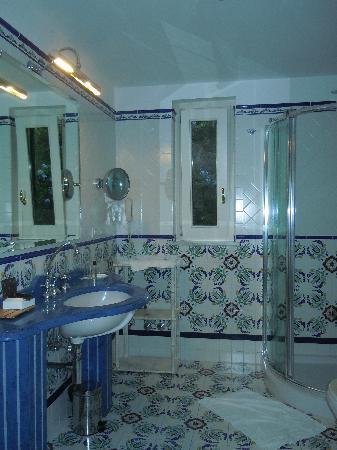 Garden & Villas Resort: Il bagno