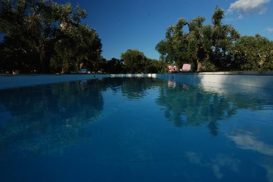 I Mulicchi Resort: la piscina