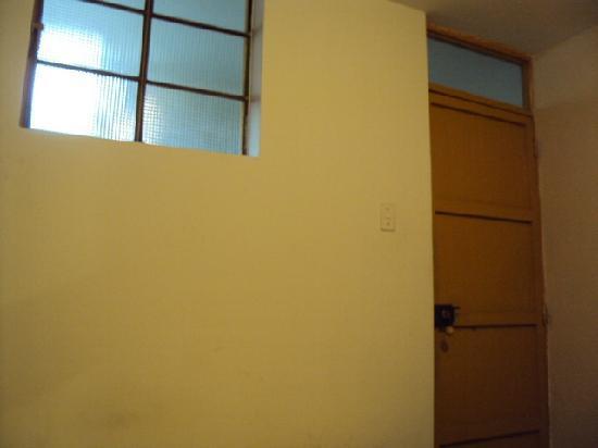 Hospedaje San Lucas: Lovely room...