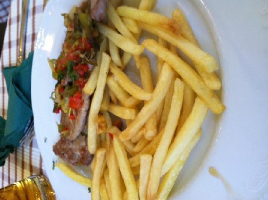 Bogart's Grand Cafe: Pork cooked in beer