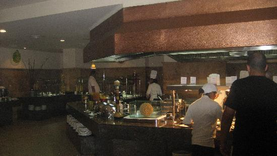 Excellence Playa Mujeres: part of the breakfast buffet - yes, there's more!