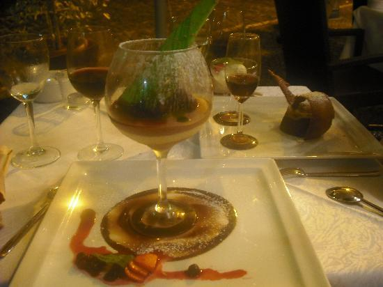 Restaurante Mozart: Another dessert