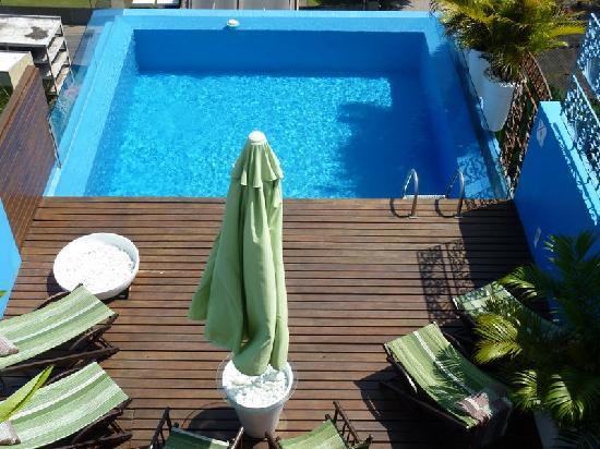 Aram Yami Hotel: Infinity Pool