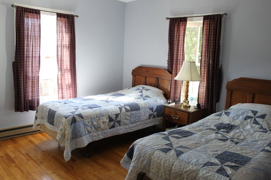Cass Scenic Railroad State Park: Front bedroom