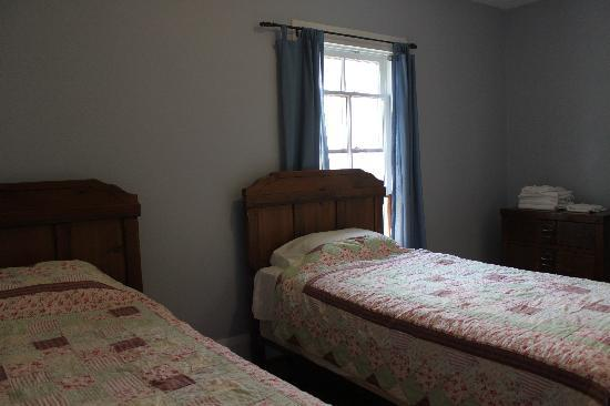Cass Scenic Railroad State Park: Twin room off double