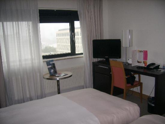 โรงแรมโนโวเทล อัมสเตอร์ดัมซิตี้โฮเต็ล: vista desde el piso nº 11