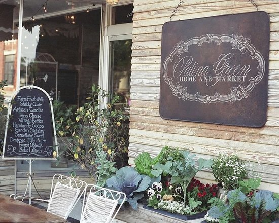 Patina Green Home and Market: Exterior - Garden