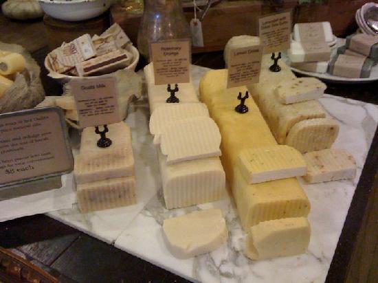 Patina Green Home and Market: Homemade Soap